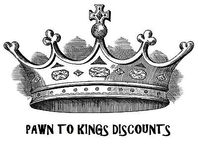 Pawn To Kings Discounts