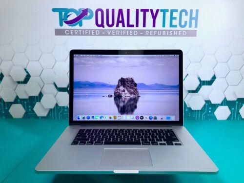 Apple MacBook Pro 15 RETINA - 16GB RAM 1TB SSD - Quad Core i7 - 3 Year Warranty