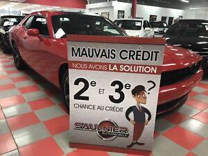 Dodge Challenger R/T Shaker coupé 2 portes