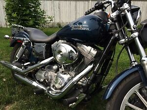 2002 Harley Davidson Dyna Superglide