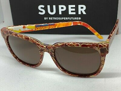 RetroSuperFuture GL9 People Tanaami  Frame Sunglasses (Retrosuperfuture People Sunglasses)