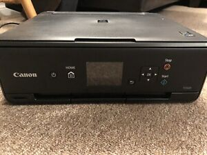 "Canon  TS5020 Wireless Printer with 3"" LCD & 100 Page Cassette"
