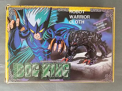 Saint Seiya Sendo Seya 1986 Myth Cloth Die-Cast Vintage Figure Dog King Epsilon