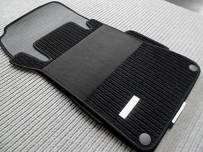 Original Lengenfelder Rips Fußmatten für Mercedes Benz W203 S203 C-Klasse + NEU