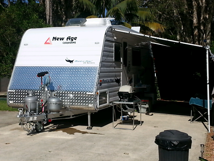 new age mantaray  triple bunk  for hire Helensvale Gold Coast North Preview