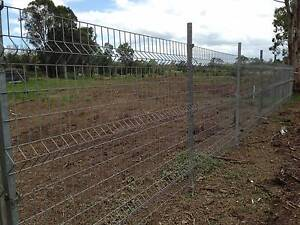 Security Fence, Farm fence, dog runs, Enclosures - Galvanised Penrith Area Preview