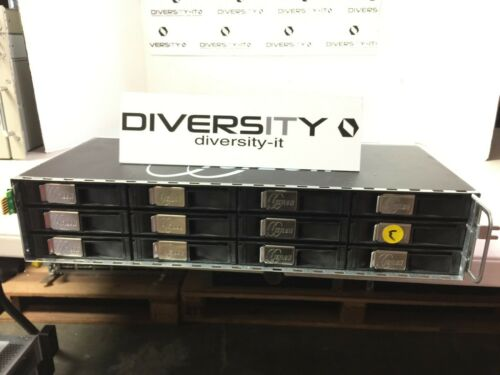 "Isilon X200 SAN/NAS Server w/ 11 x 2TB 7.2K SATA 3.5"" HDD"