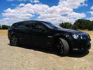 Holden Commodore VE 2009 SSV V8 Sports Wagon Yarrawonga Palmerston Area Preview