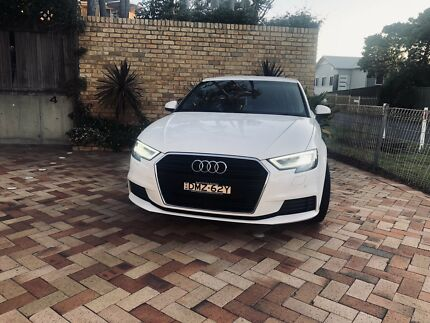 2017 Audi A3 SPORTBACK Hatchback ATTRACTION TFSi Toowoon Bay Wyong Area Preview