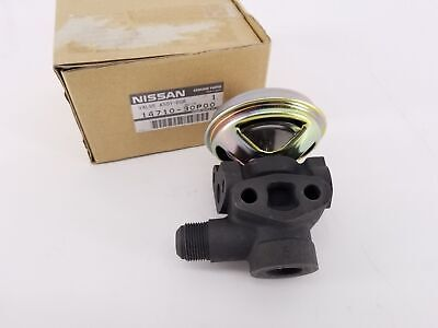 Genuine OEM Nissan 14710 30P00 EGR Valve Non Turbo Manual Trans only 90 96 300ZX