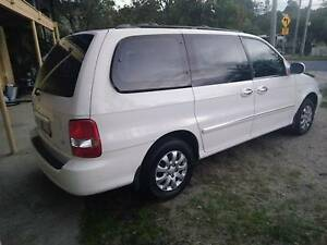 2005 Kia Carnival Wagon Varsity Lakes Gold Coast South Preview