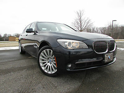 2012 BMW 7-Series 2012 BMW 750LI XDRIVE 2012 BMW 7-Series 750LI XDRIVE/MERCEDES S550 ,AUDI A8L