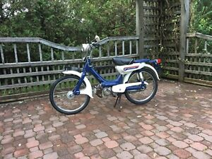 1969 Honda pc50 moped with pedals
