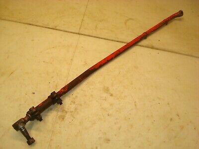 1959 Ford 971 Tractor Power Steering Tie Rod Drag Link 900