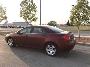 REDUCED 2008 Pontiac G6 3.5L V6