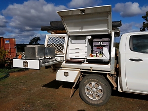 Camping box Wundowie Northam Area Preview