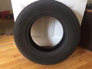 4 Toyo winter tires 225/75R16