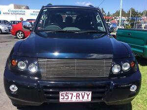 2006 Mitsubishi Pajero SUV VR-X