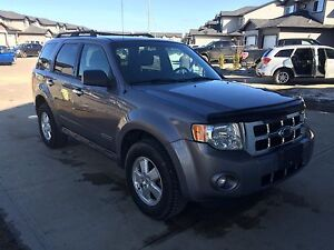 2008 Ford Escape XLT 4x4 - $5,900 OBO