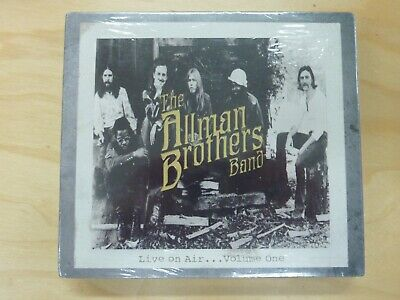 THE ALLMAN BROTHERS BAND - Live On Air Volume 1 - 4...