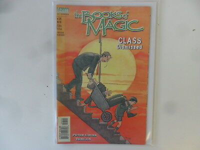 DC/ Vertigo (USA) - The Books of Magic - Nr. 54 - Zustand: 1