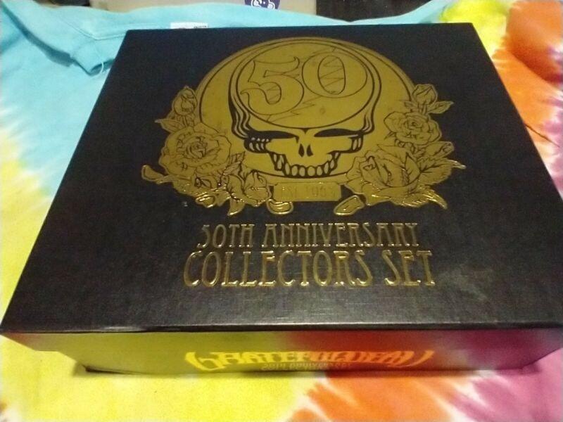 Grateful Dead 50th Anniversary Collector