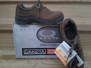 Dakota Womens Work Shoes