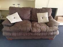 Brown 2 seater couch looking for a new home Doncaster Manningham Area Preview