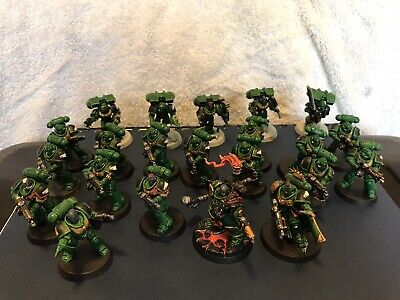 Warhammer 40k Painted Army