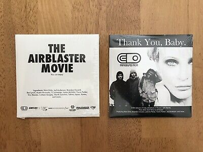"""New Airblaster DVD's """"Thank You, Baby"""" and"""