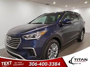 2018 Hyundai Santa Fe XL AWD|CAM|Auto|Bluetooth|HTD Seats