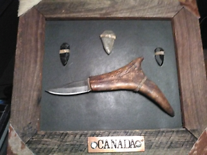 *MOOSE KNIFE--INDIAN SPEAR HEADS* Ferntree Gully Knox Area Preview