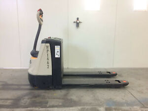 Crown WP 2300 WP Series Pallet Jack Beresfield Newcastle Area Preview