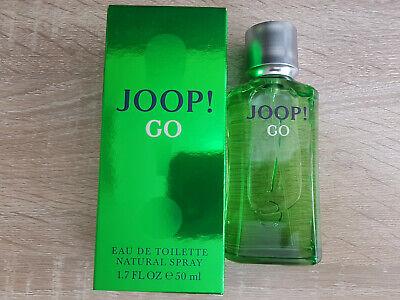 Joop Go Men's Eau de Toilette, 100ml EDT Spray, Men's Perfume, Joop Aftershave