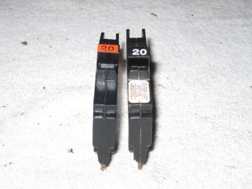 FPE 20 Amp 1 Pole Stab-Lok Type