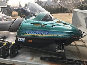 Pair of Skidoo Touring 380 Fans
