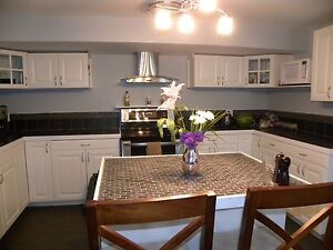 2 bedroom legal basement apartment in Thickwood