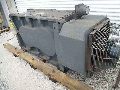 SURPLUS FALK M1210DBC3A - 26-1 W/ELECTRIC FAN APPROX 7500 LBS HEAVY DUTY