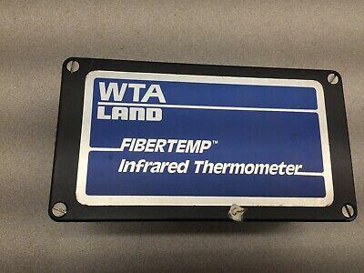 New No Box Wta Land Fibertemp Infrared Thermometer Fibertemp Mkii