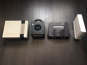 Console nintendo package