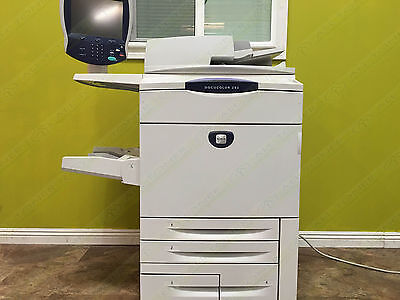 Xerox Docucolor 252 Digital Press Production Printer Copier All-in-one 65ppm