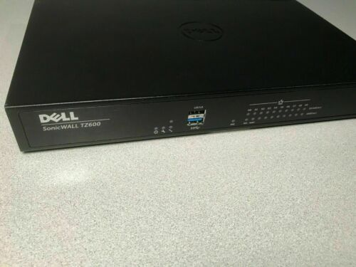 SonicWall TZ600 +Transfer Ready! | Warranty | Genuine | FAST SHIP