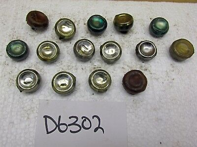 New Rivet Squeezer Set Assortment 15 Pc .187 Shank  D6302