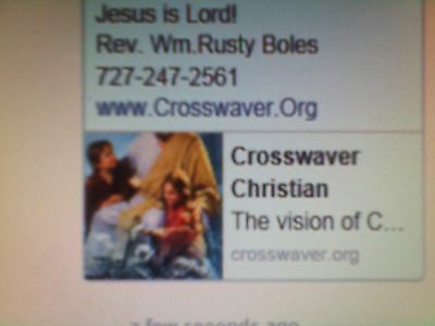 Crosswaver Christian Ministry, Inc.