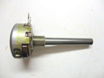 Vintage Ab Allen Bradley Usa Potentiometer Ju 2531 Linear Taper 2 Watt 25k Ohms