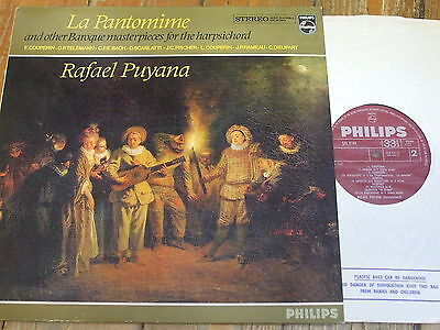 SAL 3744 La Pantomime and other Baroque masterpieces / Puyana P/S - Other Baroque Masterpieces