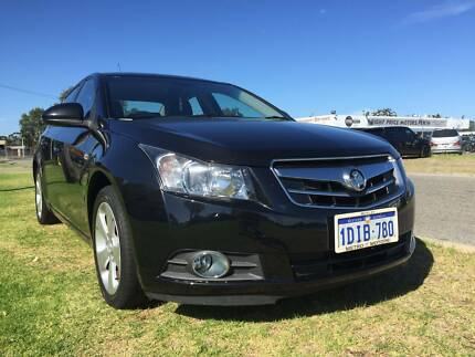 2010 Holden Cruze Sedan Cdx     ***ONLY 71,000 KMS AUTOMATIC*****