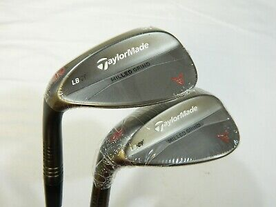 New LH Taylormade MG Bronze Wedge Set 56.09 LB Sand + 60.09 LB Lob Wedges Wedge Taylormade