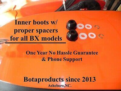 Kubota Bxb Gr Inner Tie Rod Boots Upgrade All Bx Models Kubota K1253-01660