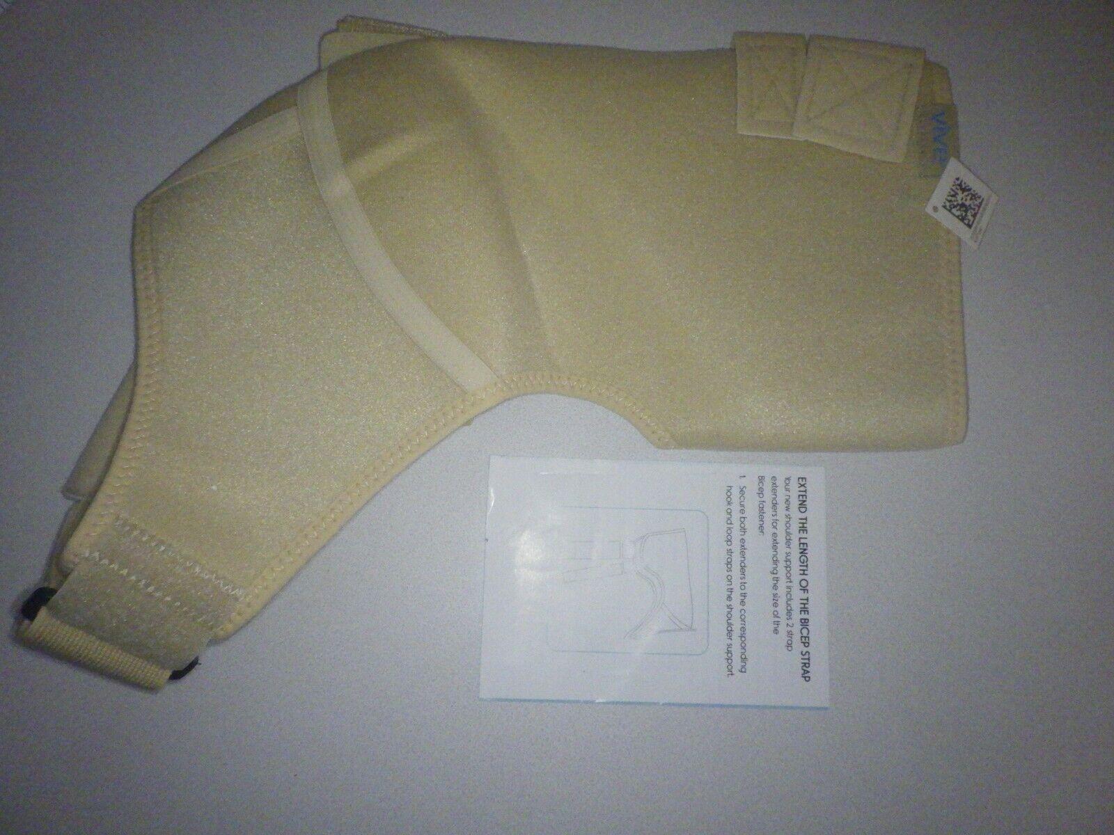 Vive Shoulder Brace - Rotator Cuff Compression Support - Men
